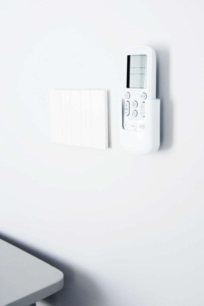 aria condizionata regolabile sia aria calda che fredda