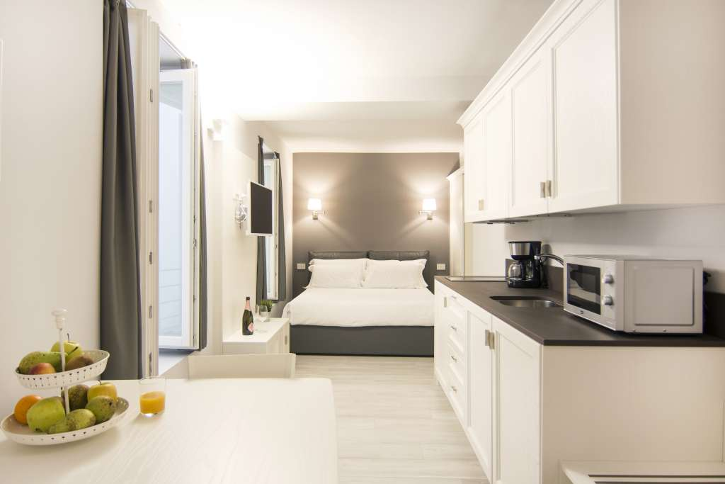elegant and roomy apartment in iseo